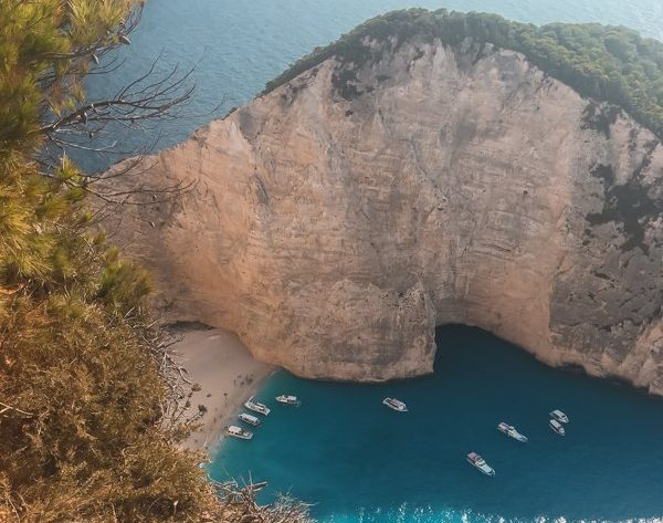 Picture of Shipwreck one of the top things to do in Zakynthos.
